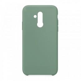 Θήκη OEM Silicone Back Cover για Huawei Mate 20 Lite (Kokoda Green)
