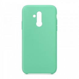 Θήκη OEM Silicone Back Cover για Huawei Mate 20 Lite (Mint)
