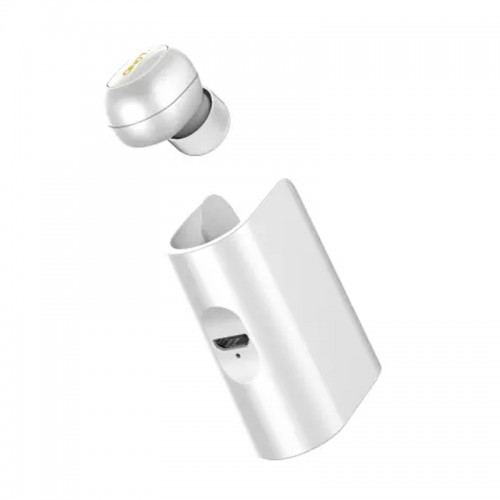 Ακουστικό Bluetooth LDNIO MBT01 (Άσπρο)