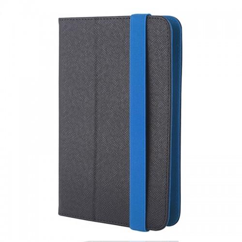 Θήκη Tablet Orbi Flip Cover για Universal 7-8'' (Μαύρο-Γαλάζιο)