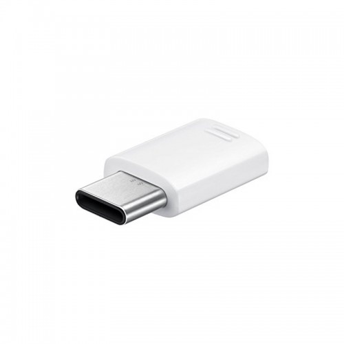Adaptor Type-C to Micro USB (Άσπρο)