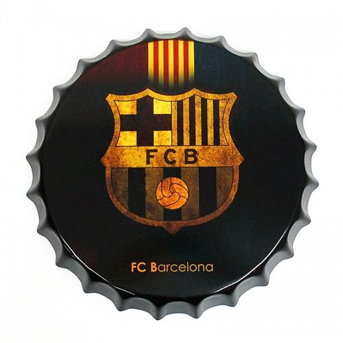 Διακοσμητικό Τοίχου Καπάκι FC Barcelona (Design)