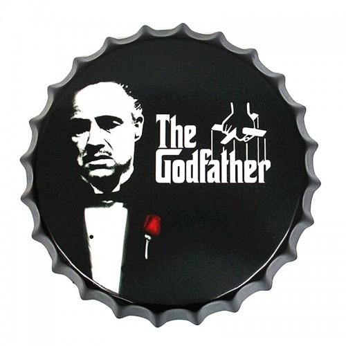 Διακοσμητικό Τοίχου Καπάκι The Godfather (Design)