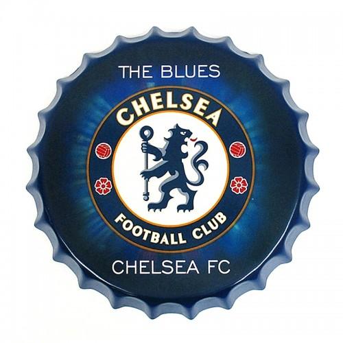 Διακοσμητικό Τοίχου Καπάκι Chelsea FC (Design)