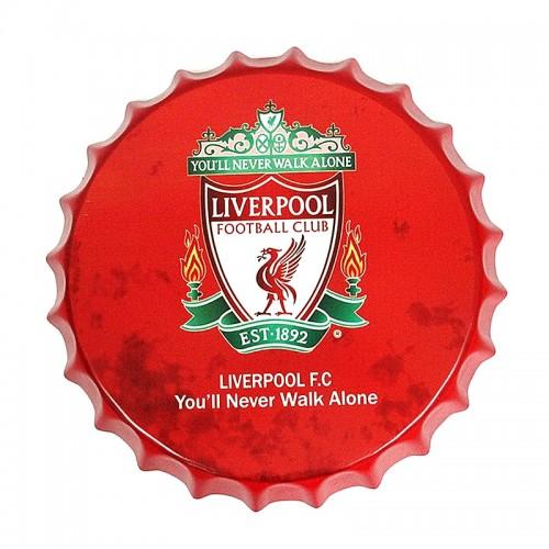 Διακοσμητικό Τοίχου Καπάκι Liverpool FC (Design)