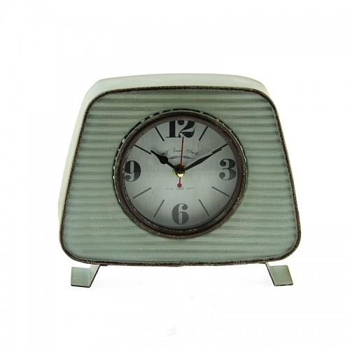 Μεταλλικό Επιτραπέζιο Διακοσμητικό Ρολόι Old Town Clocks 1863 (Βεραμάν)