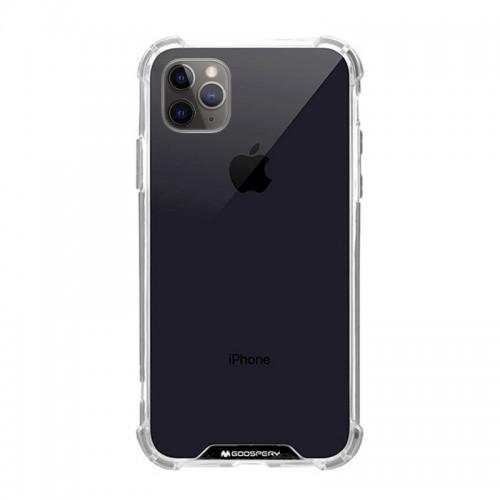 Θήκη Goospery Super Protect Case Back Cover για iPhone 11 (Διαφανές)