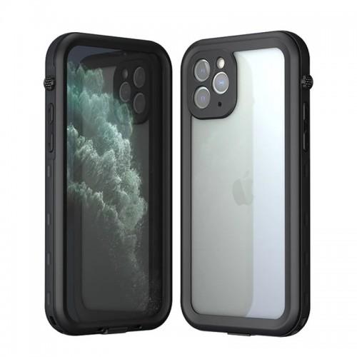 Αδιάβροχη Θήκη RedPepper Dot για iPhone 12 (Μαύρο)