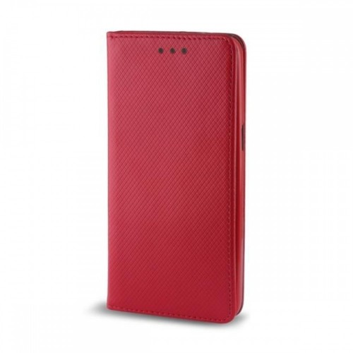 Θήκη Flip Cover Smart Magnet για Samsung Galaxy A71 (Κόκκινο)