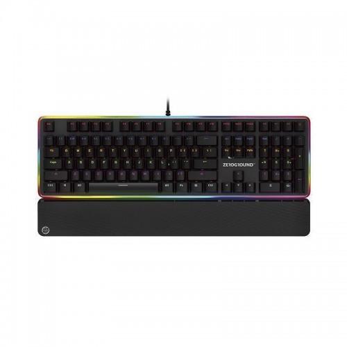 Πληκτρολόγιο Gaming Zeroground KB-2800G SATOMI (Μαύρο)
