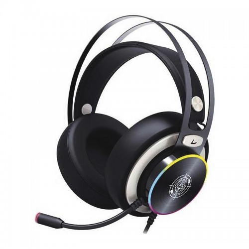 Ακουστικά Zeroground HD-2800G SOKUN (Μαύρο)