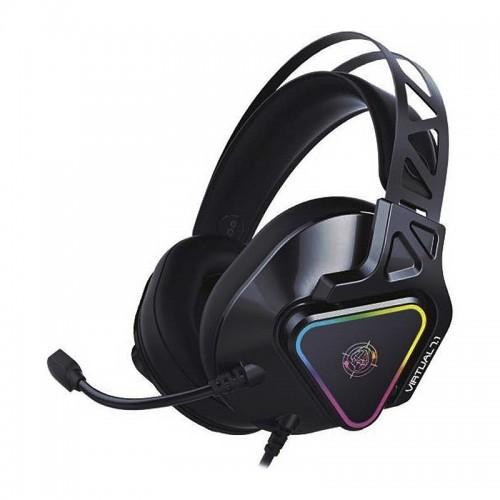 Ακουστικά Zeroground HD-3000G AKECHI PRO (Μαύρο)