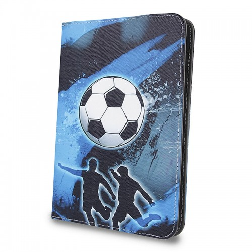 Θήκη Tablet Football Flip Cover για Universal 7-8' (Design)
