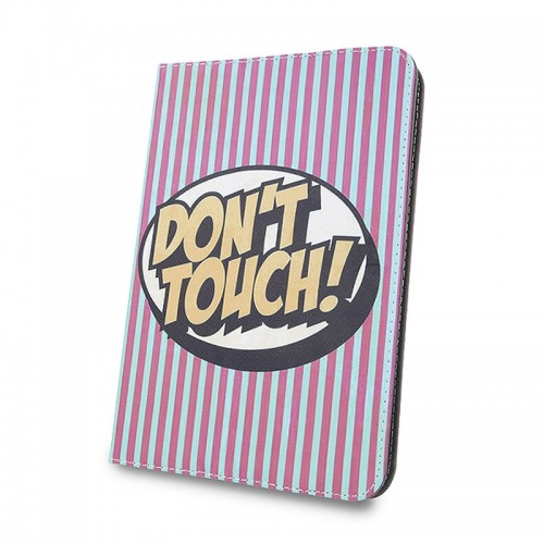 Θήκη Tablet Don't Touch Flip Cover για Universal 7-8' (Design)