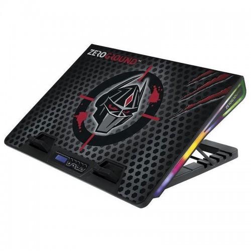 Notebook Cooler Zeroground NTC-1200G SAKAI (Μαύρο)