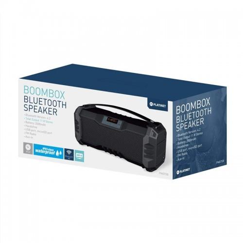 Ηχείο Bluetooth Platinet PMG75B (Μαύρο)
