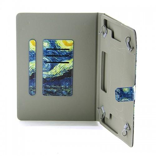 Θήκη Tablet Starry Night Flip Cover για Universal 9-10'' (Design)