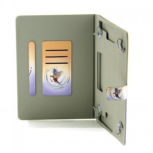 Θήκη Tablet Parrot Navigator Flip Cover για Universal 9-10'' (Design)