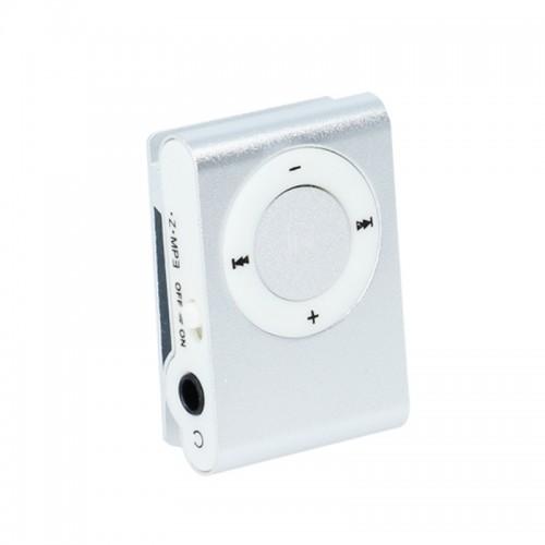 Mp3 Player Setty με Ακουστικά (Ασημί)