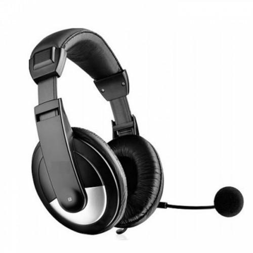 Ακουστικά Headset με Μικρόφωνο OAKORN OK-2010 (Μαύρο)