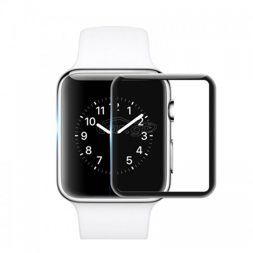 Tempered Glass Mocolo TG+ 3D για Apple Watch 4 (44mm) (Μαύρο)