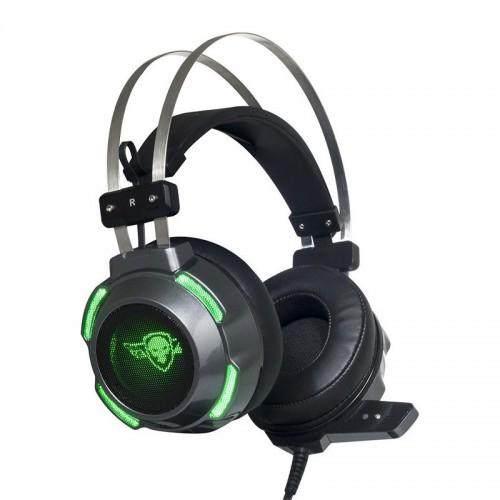 Gaming Ακουστικά Spirit Of Gamer με μικρόφωνο ELITE-H30 MIC-EH30BK (Μαύρο-Λαχανί )