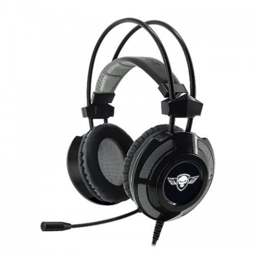 Gaming Ακουστικά Spirit Of Gamer με μικρόφωνο ELITE-H70 MIC-EH70BK (Μαύρο)