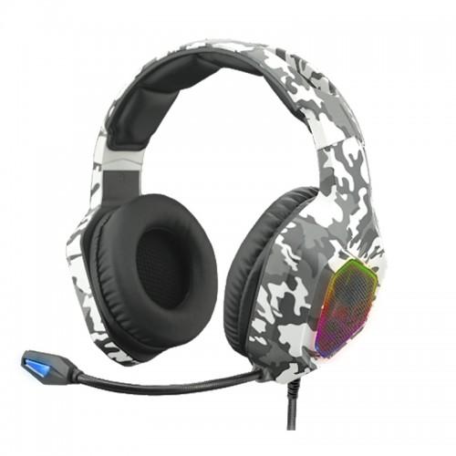 Gaming Ακουστικά Spirit Of Gamer με μικρόφωνο ELITE H-50 ARTIC EDITION MIC-EH50WT (Ασπρο-Μαυρο)