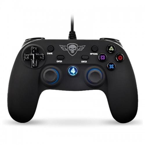Ενσύρματο Gamepad Spirit Of Gamer PS4/PS3 SOG-WPS4 (Μαύρο)