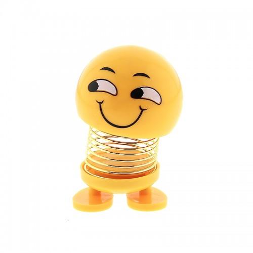 Διακοσμητικό Ελατήριο Emoji Sneaky Look (Design)