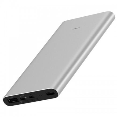 Xiaomi Mi 18W Fast Charge Power Bank 3 10000mAh (VXN4273GL) (Ασημί)