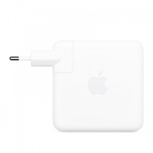 Apple USB-C Power Adapter 96W MX0J2ZM/A (Retail Packaging) (Άσπρο)