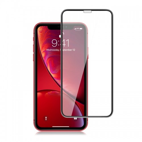 Tempered Glass Mocolo TG+ 3D για iPhone 11 (Μαύρο)
