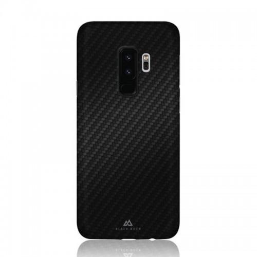 Θήκη Black Rock Ultra Thin Iced Back Cover για Samsung Galaxy S9 Plus (Μαύρο)