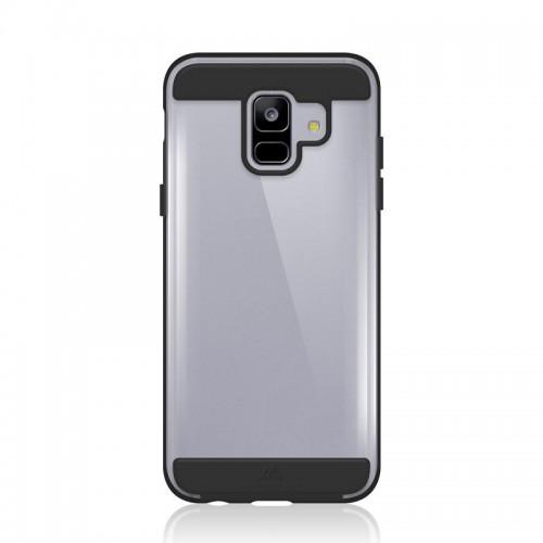 Θήκη Black Rock Air Case Back Cover για Samsung Galaxy A6 Plus 2018 (Μαύρο-Διαφανές)