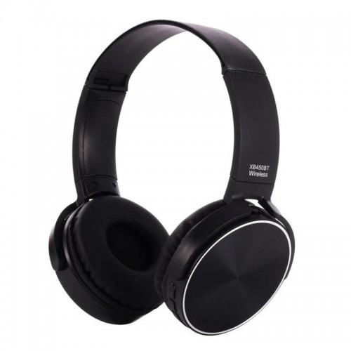 Ασύρματα Ακουστικά Bluetooth 450BT με Ενσωματωμένο Μικρόφωνο (Μαύρο)