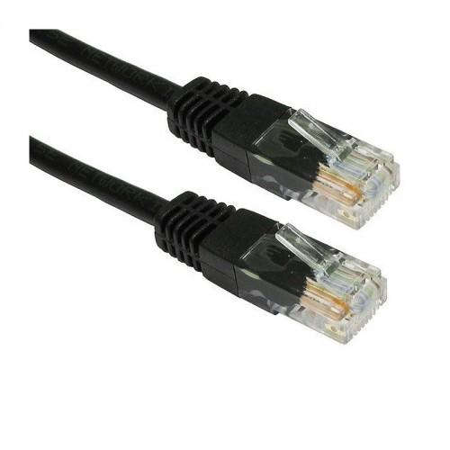 Καλώδιο Powertech Ethernet 2m UTP (Μαύρο)