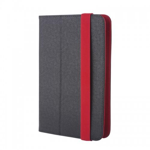 Θήκη Tablet Orbi Flip Cover για Universal 7-8'' (Μαύρο-Κόκκινο)