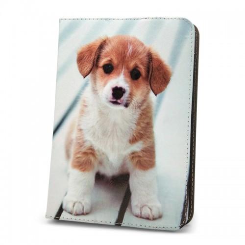 Θήκη Tablet Cute Puppy Flip Cover για Universal 7-8'' (Design)