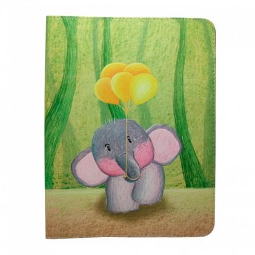 Θήκη Tablet Elephant Flip Cover για Universal 9-10'' (Design)