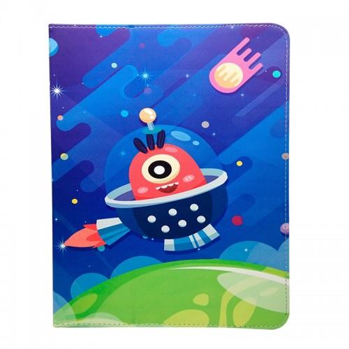 Θήκη Tablet UFO Flip Cover για Universal 9-10'' (Design)