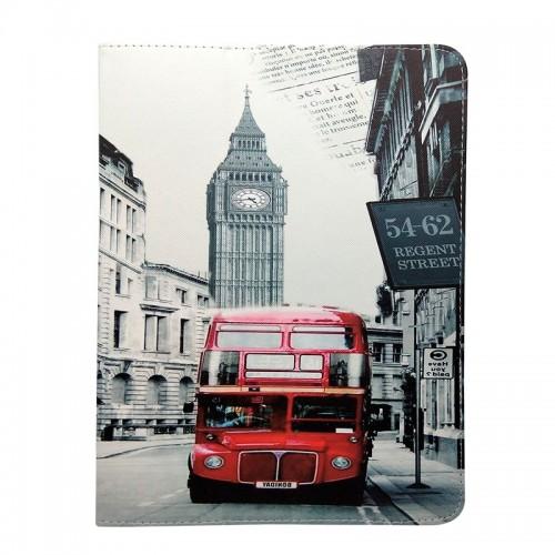 Θήκη Tablet London Flip Cover για Universal 9-10'' (Design)