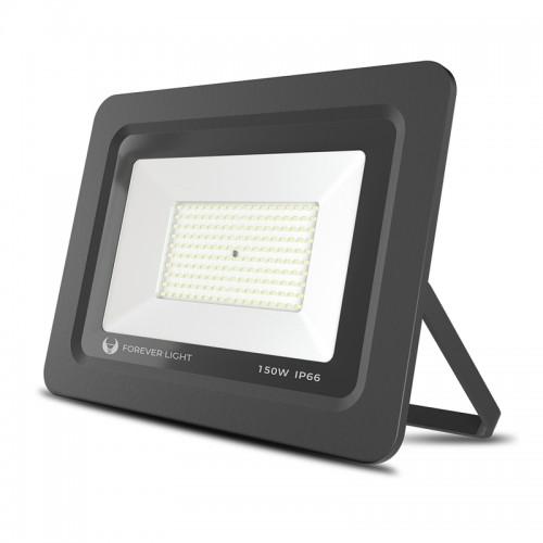 Προβολέας Forever Light LED PROXIM II 150W 6000K IP66 (Μαύρο)