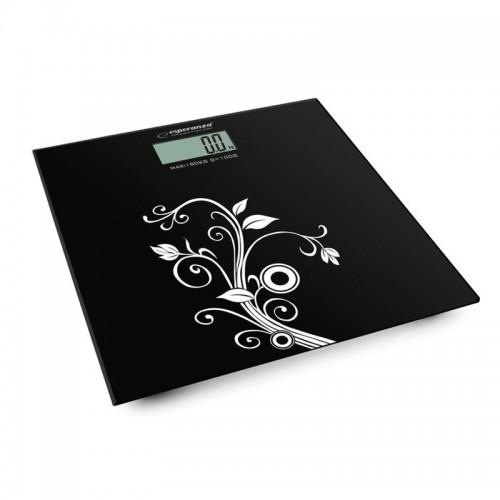 Ηλεκτρονική Ζυγαριά Μπάνιου Yoga EBS003 (Design)