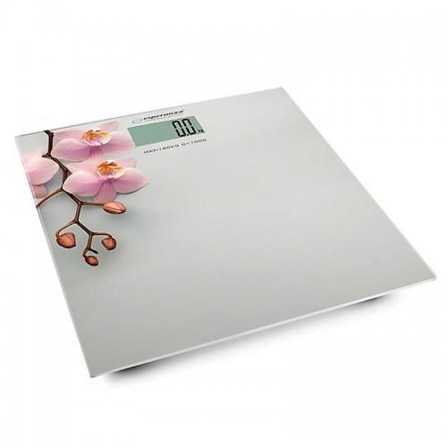 Ηλεκτρονική Ζυγαριά Μπάνιου Orchid EBS010 (Design)