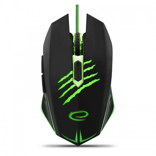 Gaming Ενσύρματο Ποντίκι MX209 Claw EGM209G (Μαύρο)