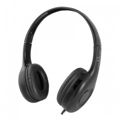 Ακουστικά Headset Esperanza Titanum Liwa TH114 (Μαύρο)