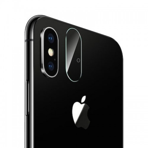 Tempered Glass for Camera Back για iPhone X/XS (Διαφανές)