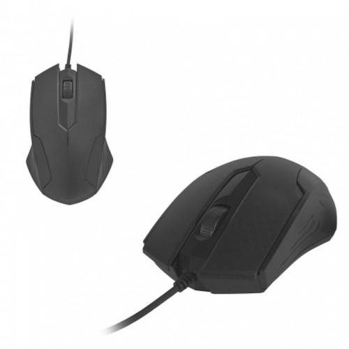 Ενσύρματο Ποντίκι ART AM-93 (Μαύρο)