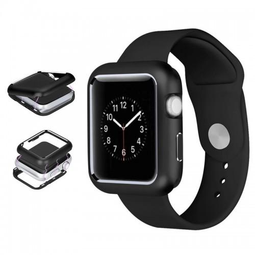 Μαγνητική Θήκη MAGNETO Bumper για Apple Watch 42mm (Μαύρο)